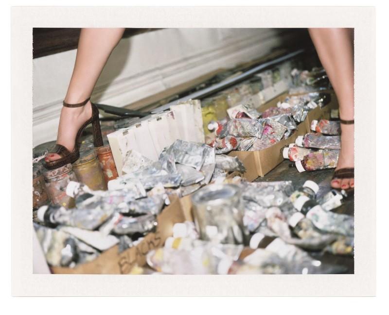 Schuhe und Bewegtbild – SANTONI und Olivier Zahm