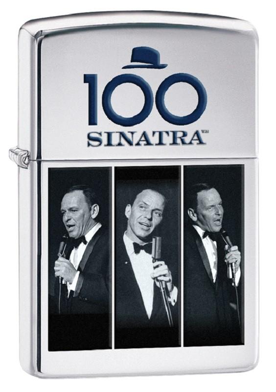 Frank Sinatra und ZIPPO