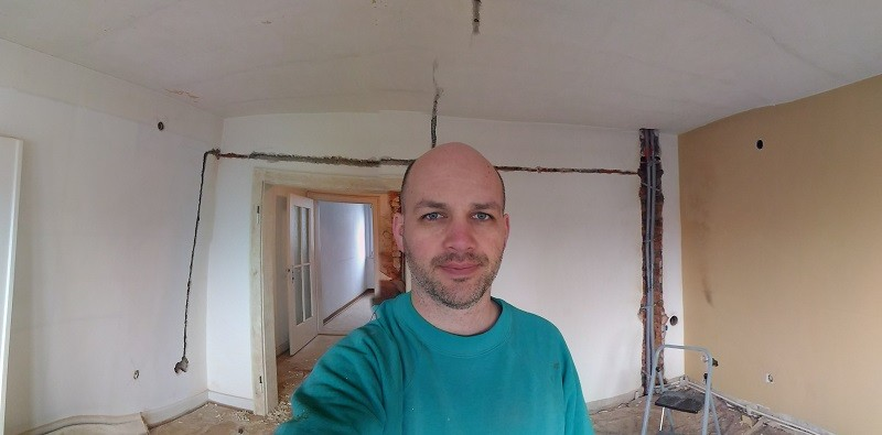 Panoramafunktion (Selfie) mit dem Asus Zenfone