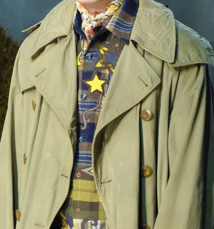 Antonio Marras Fall/Winter 2016/17 – Milano Moda Uomo - Details