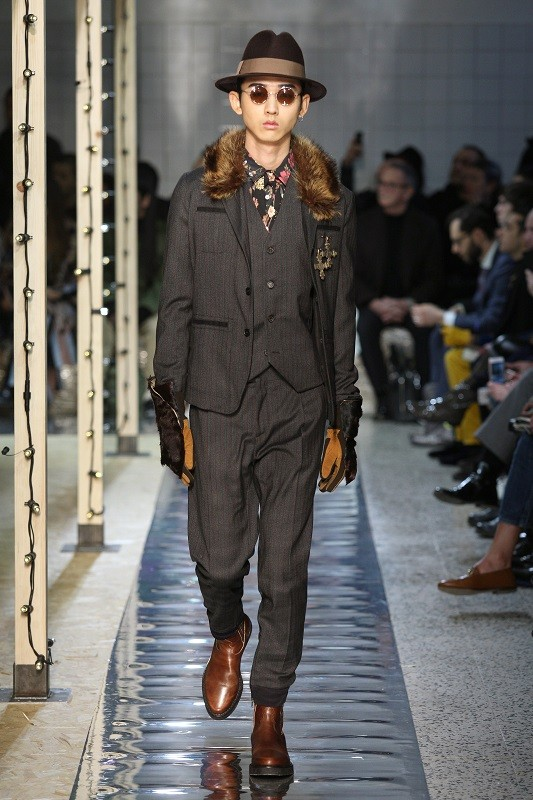 Antonio Marras Fall/Winter 2016/17 – Milano Moda Uomo