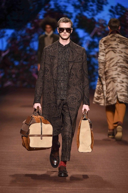 ETRO Fall/Winter 2016/17 – Milano Moda Uomo