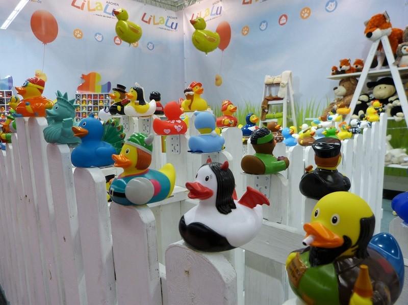 Spielwarenmesse 2016 - Ducks