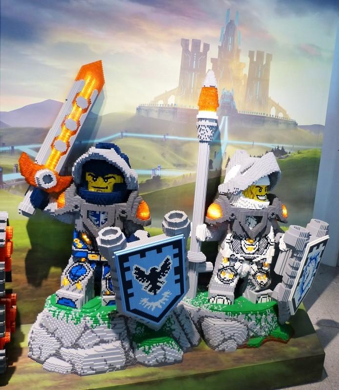 Spielwarenmesse 2016 - Lego Knights