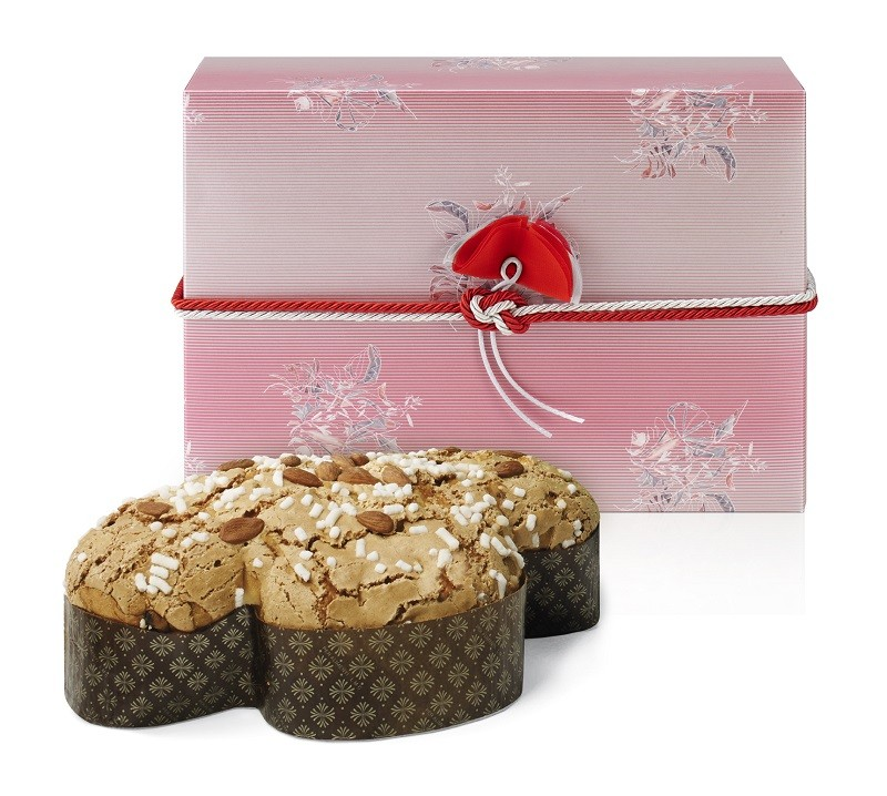 Armani/Dolci Spring Collection 2016_Colomba Cake