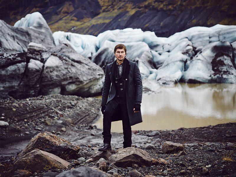 Floris van Bommel und ein Gewinnspiel - Kampagne 2016 - Island
