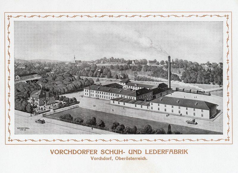 Gefährten für's Leben - Vorchdorf Schuh- und Lederfabrik Kitzmantel - Ludwig Reiter