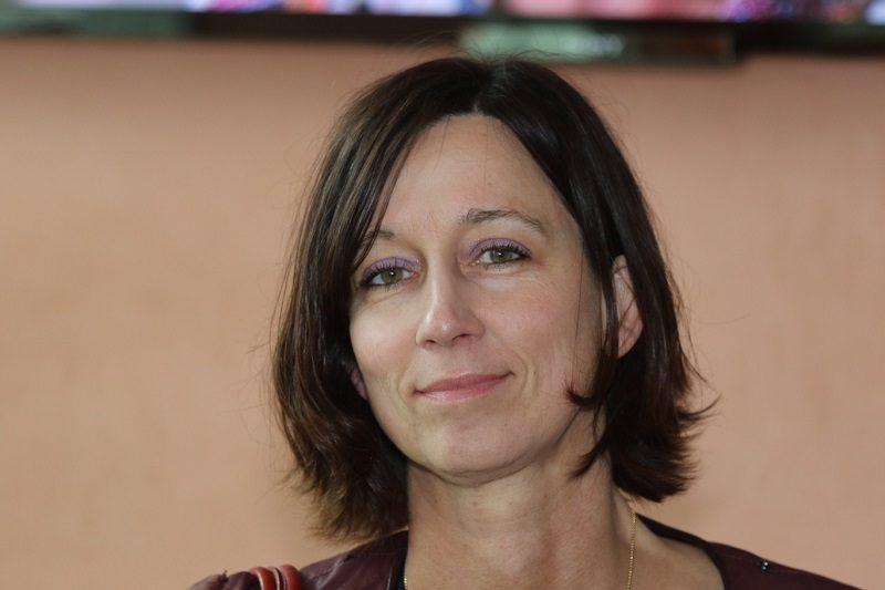 Sandra Coy - Sprecherin für Unternehmensverantwortung und Qualität bei Tchibo