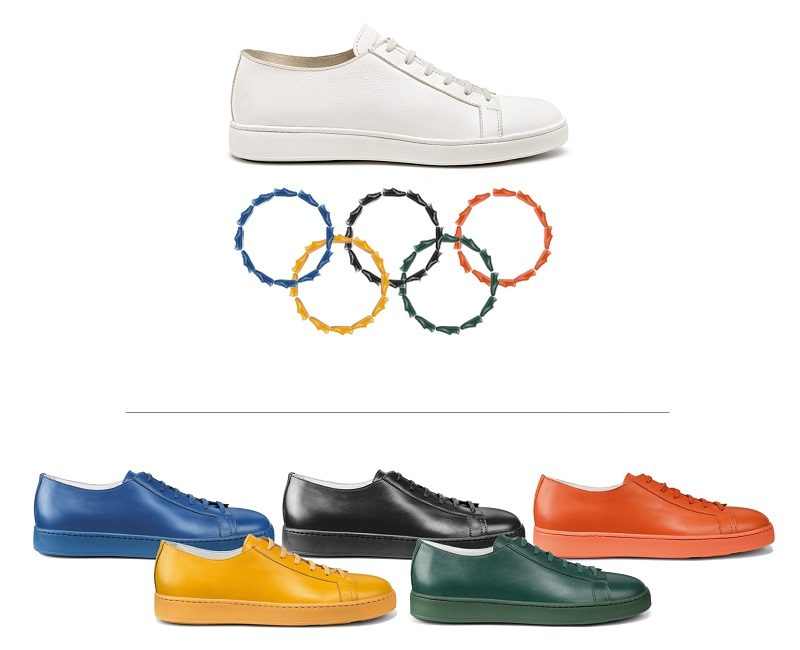 Santoni Clean Icon Enjoy Rio