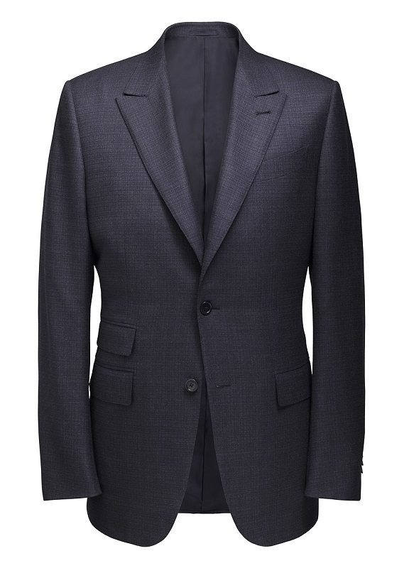 Ermenegildo Zegna - Manhattan Suit - Fall/Winter 2016/17