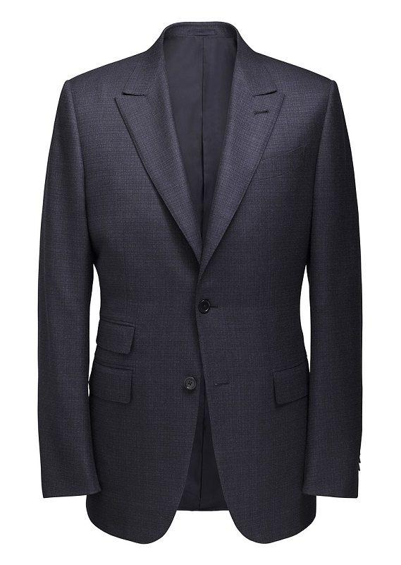 Ermenegildo Zegna - Manhattan Suit - Fall/Winter 2016/17