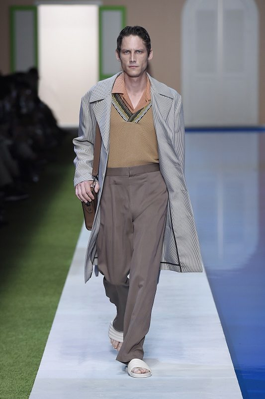 FENDI Spring/Summer 2017 Menswear Collection – Milan Fashion Week