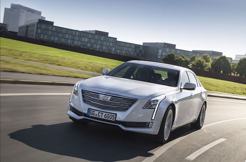 New Cadillac CT6