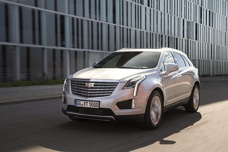 New Cadillac XT5