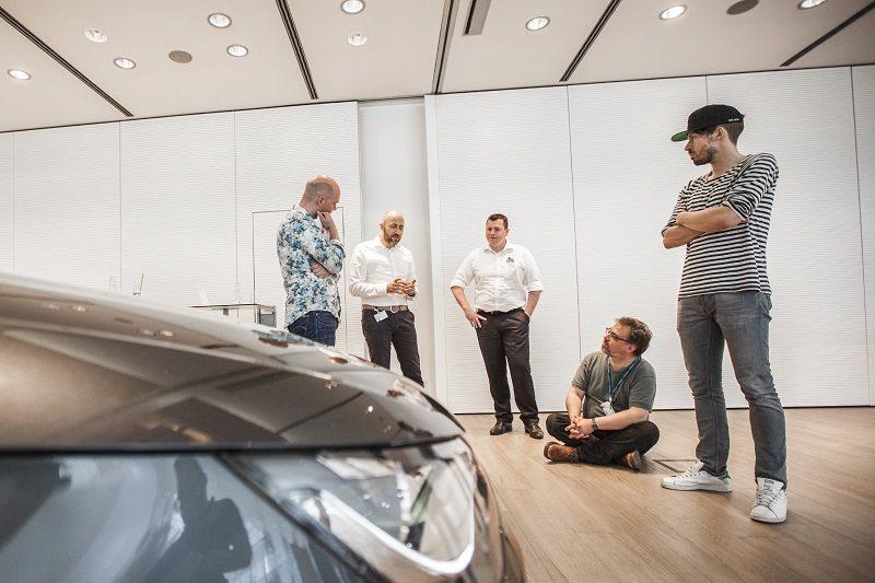 Gute Fahrt mit #MyAudiCares bzw. Audi