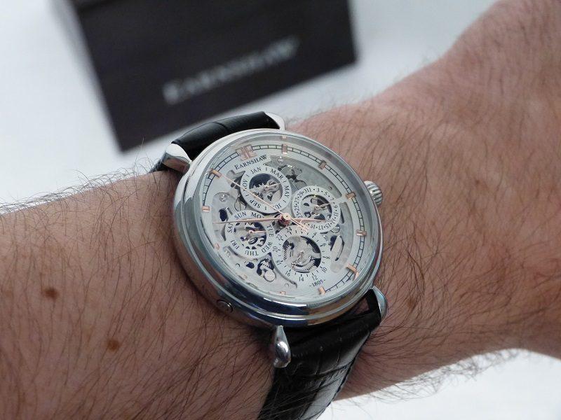 Uhren von Thomas Earnshaw