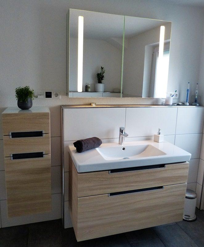 Bad Unter- und Spiegelschrank von Villeroy & Boch