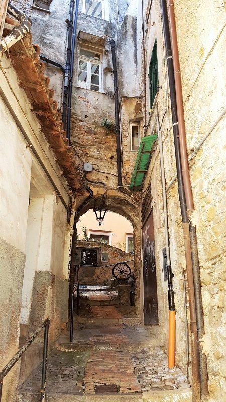 Altstadt von Sanremo