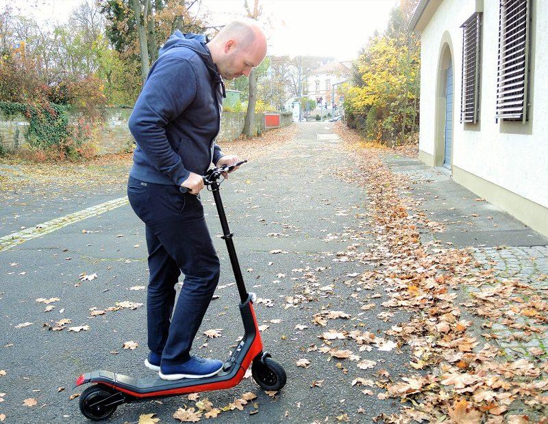 """Der E-Scooter """"Citybug2S"""" im Langzeittest"""
