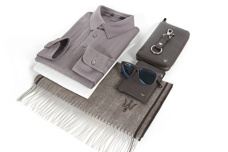 Ermenegildo Zegna - Maserati Capsule Collection