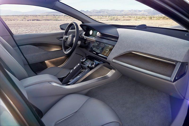 Jaguar I-PACE Concept Innen