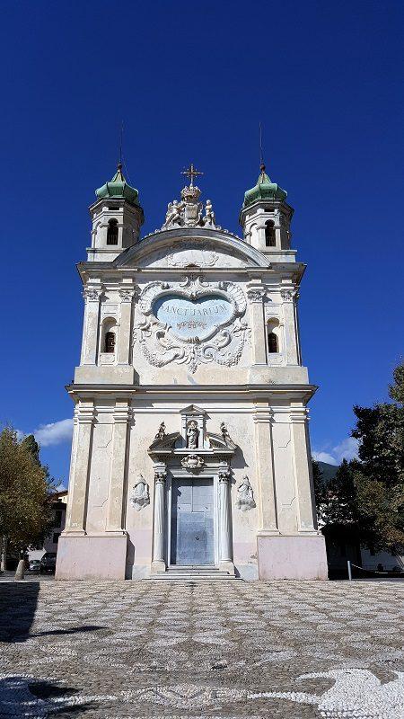 Santuario della Madonna della Costa in Sanremo