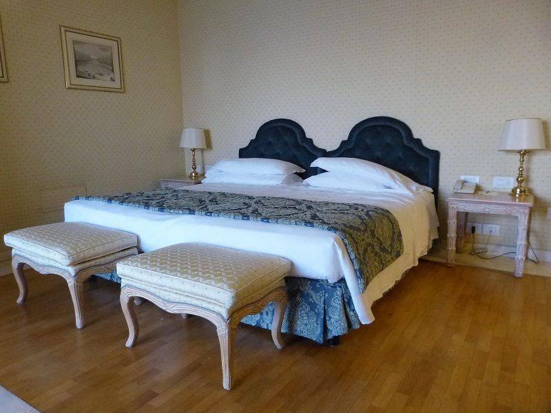 Zimmer im Royal Hotel Sanremo