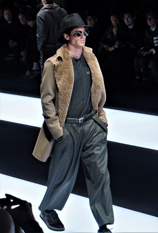 Emporio Armani Fall Winter 2017 18 – Milano Moda Uomo - olschis-world f9888a19f878