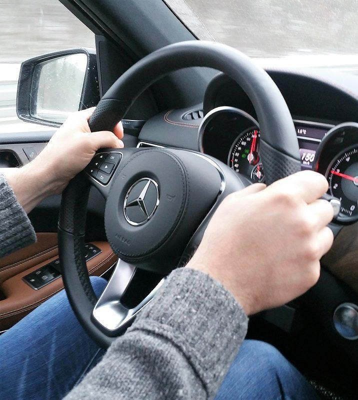 Mercedes-Benz GLS 500 4M - Innen
