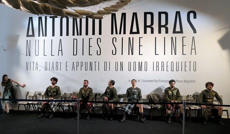 Antonio Marras FallWinter 201718 - Milano Moda Uomo