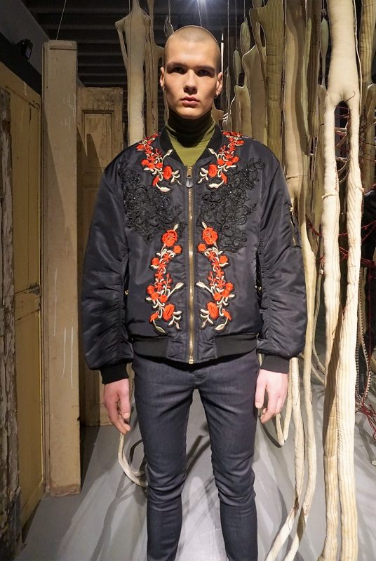 Antonio Marras Fall/Winter 2017/18 - Milano Moda Uomo