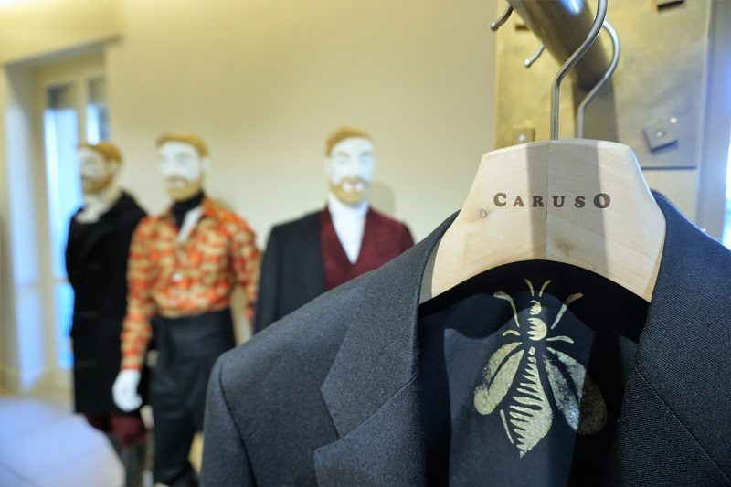 Caruso Fall/Winter 2017/18 – Milano Moda Uomo