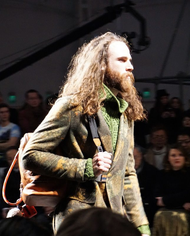 ETRO Fall/Winter 2017/18 - Milano Moda Uomo
