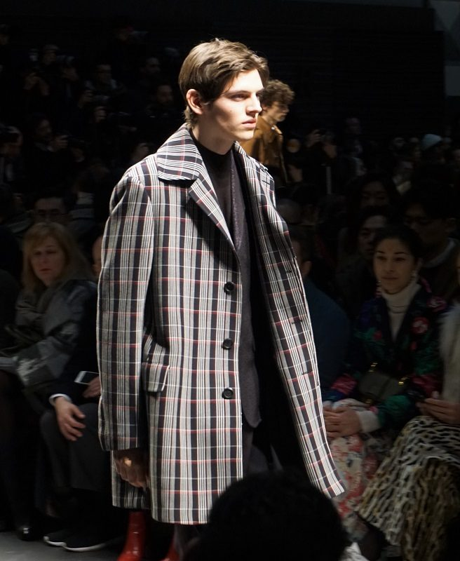 Salvatore Ferragamo Fall/Winter 2017/18 – Milano Moda Uomo