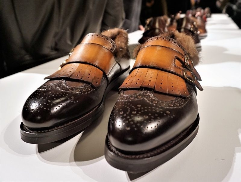 Santoni Fall Winter 2017 18 – Milano Moda Uomo - olschis-world 6fadce3e41a