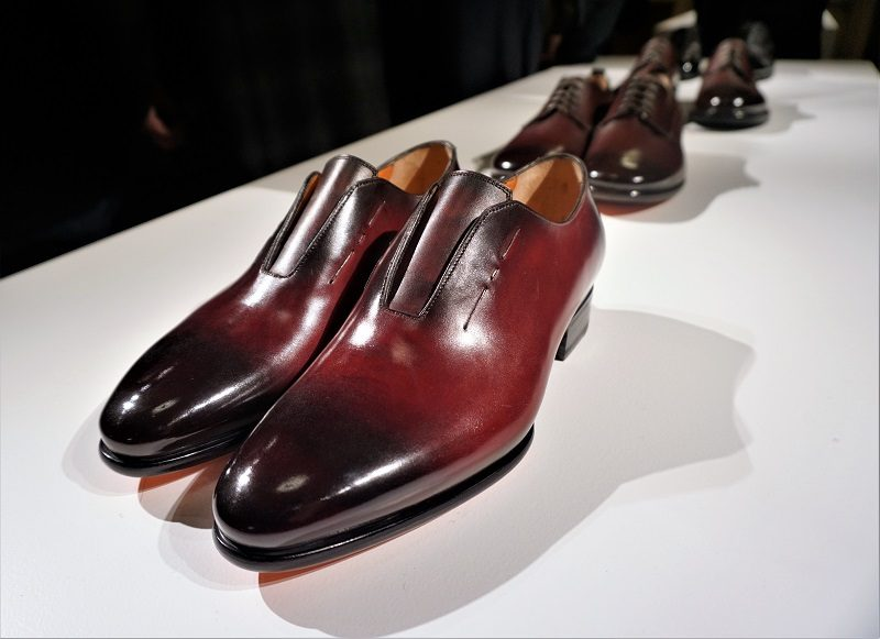 Santoni Fall/Winter 2017/18 – Milano Moda Uomo