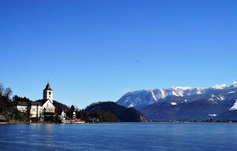 Entspannung, Panorama und kulinarische Highlights – Im Weissen Rössl am Wolfgangsee