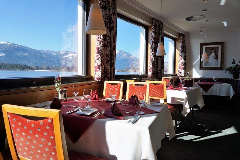 Entspannung, Panorama und kulinarische Highlights – Im Weissen Rössl am Wolfgangsee - Essen