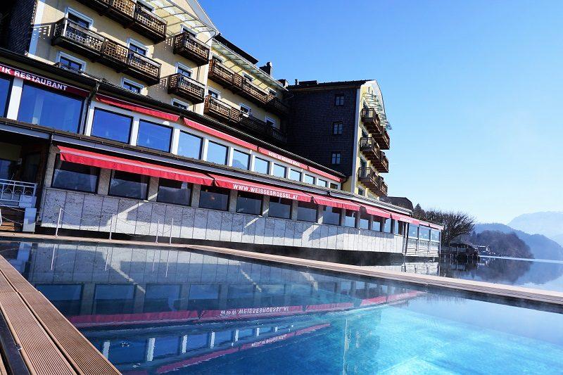 Entspannung, Panorama und kulinarische Highlights – Im Weissen Rössl am Wolfgangsee - Spa