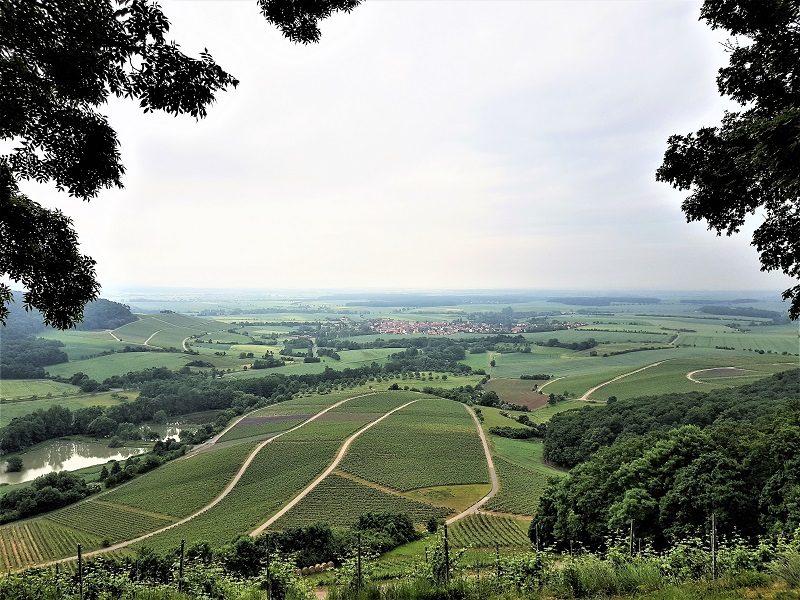 Auf der Burgruine Stollberg