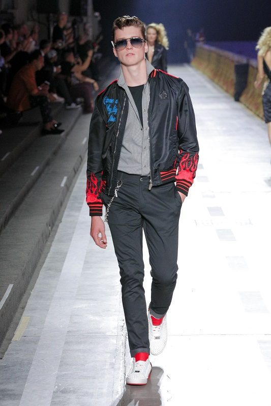 PHILIPP PLEIN Spring/Summer 2018 - Milano Moda Uomo