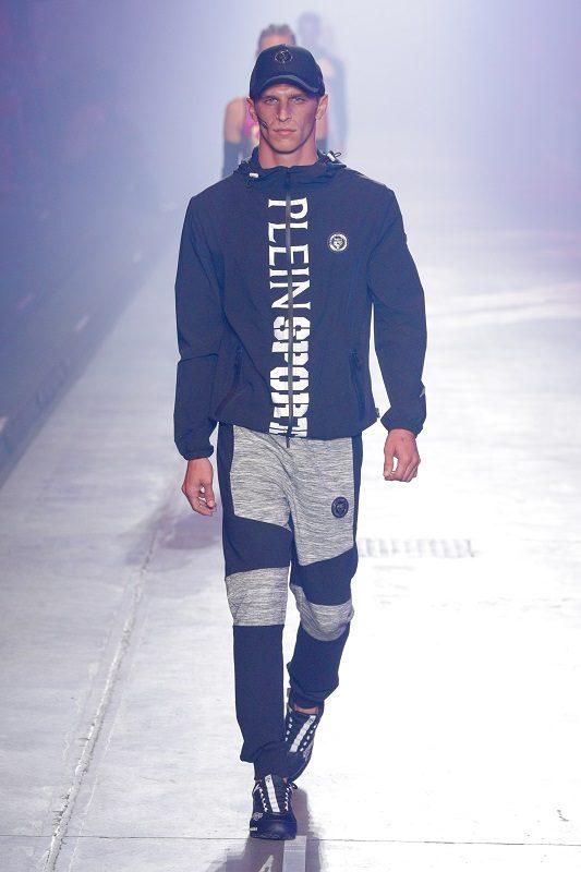Plein Sport Spring/Summer 2018 - Milano Moda Uomo