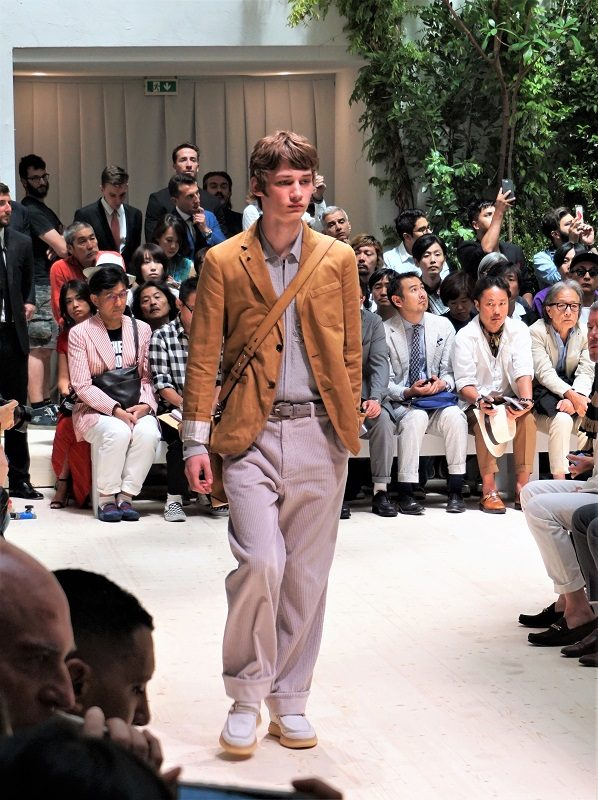 Salvatore Ferragamo Spring/Summer 2018 – Milano Moda Uomo