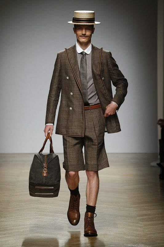 DAKS London Spring/Summer 2018 – Milano Moda Uomo