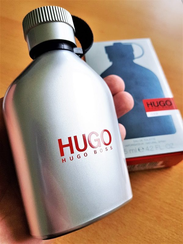 Hugo Boss -Hugo Iced - Eau de Toilette