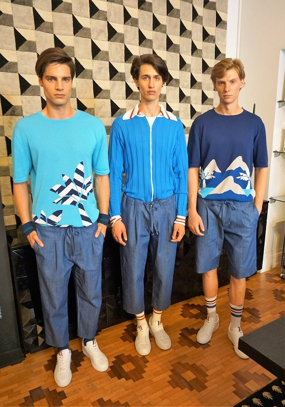 Luca Larenza Spring/Summer 2018 – Milano Moda Uomo