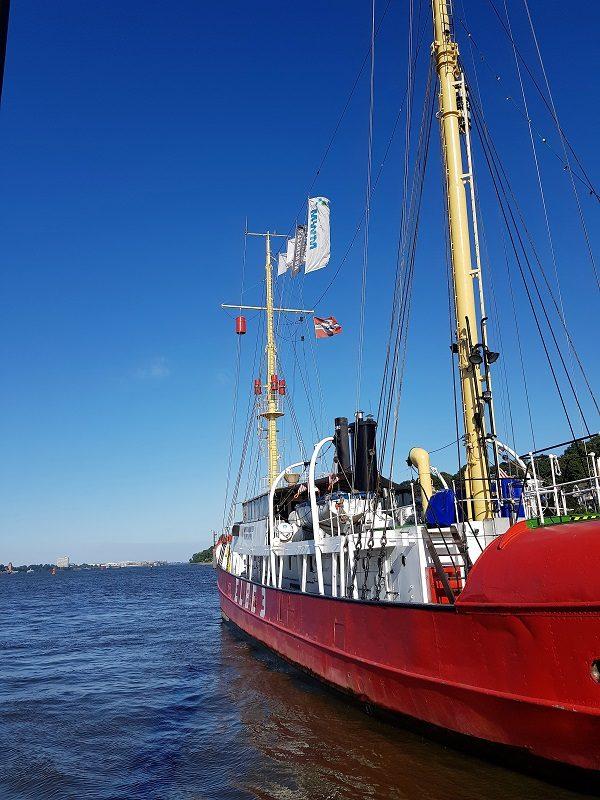 Elbe 3 im Museumshafen Oevelgönne