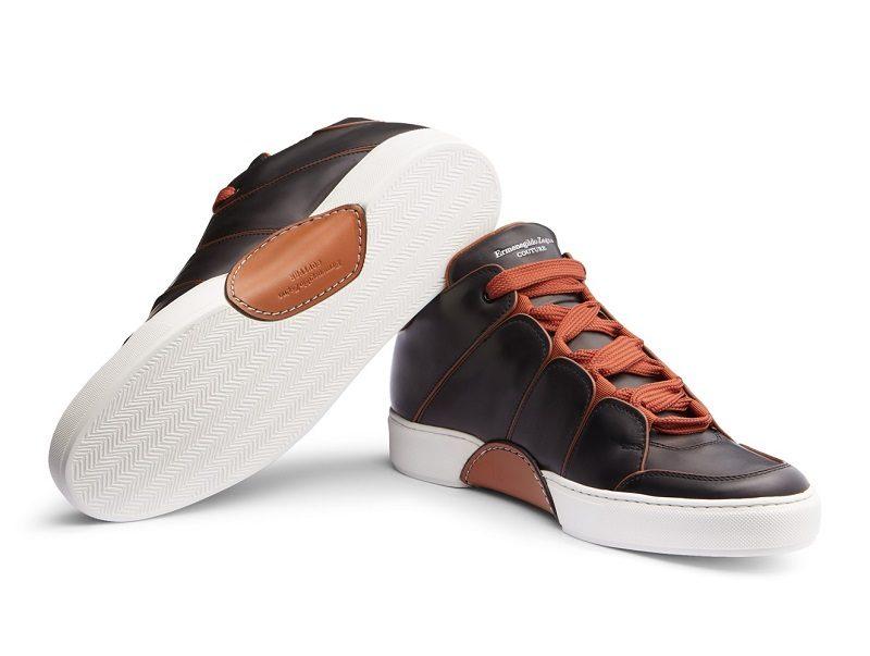 Tiziano Sneaker von Ermenegildo Zegna Couture