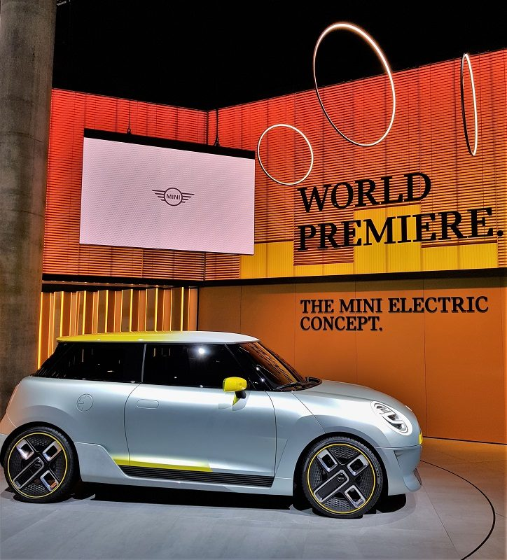 IAA 2017 - MINI Electric Concept