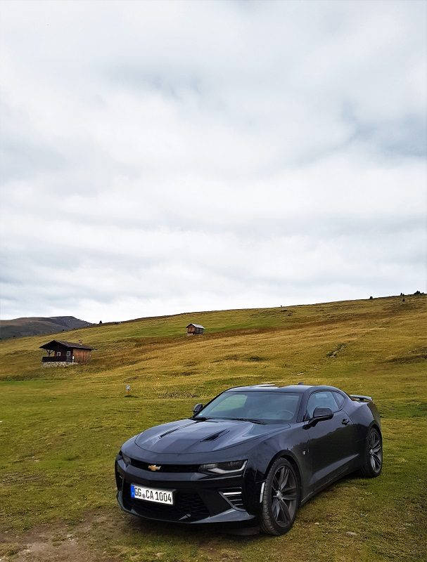 Chevrolet Camaro 6.2 V8 MT Coupé